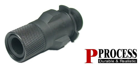 Guarder Threaded Adaptor for MP5K/PDW (For MARUI Front Sight)
