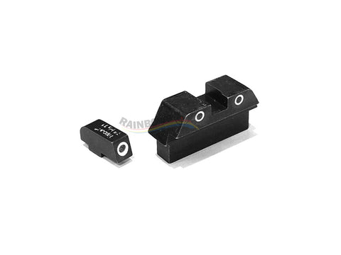 GunsModify Tritium Sight for Marui G17/18C/26 GBB