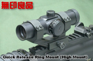 Quick Release Ring Mount (High Mount)