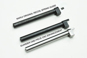 Guarder Stainless CNC Recoil Spring Guide for MARUI P226/E2 (2020 New Ver./Silver)