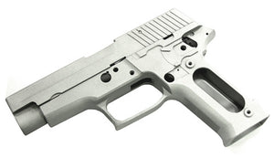 Guarder Aluminum Slide & Frame for MARUI P226 Navy (Alum. Original/None Marking)