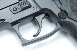 Guarder Steel Trigger for MARUI/KJ/WE P226 (E2 Type)