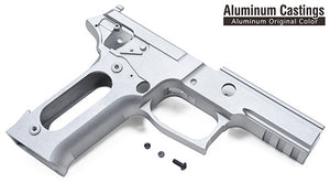 Guarder Aluminum Frame For MARUI P226R (No Marking/Alum. Original)