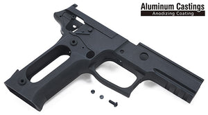Guarder Aluminum Frame For MARUI P226R (No Marking/Black)