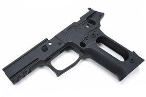 Guarder Aluminum Frame For MARUI P226R (Early Ver. Marking/Black)