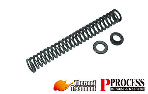 Guarder 80mm Steel Leaf Recoil Spring For Guarder G17/18C, M&P9 Recoil Guide Rod