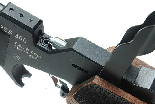 TARGET SHOOTING PSS-300 6mm Airsoft Gas Pistol (Sliver)