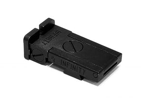 Airsoft Masterpiece STEEL Rear Sight - Infinity