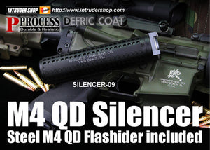 M4 QD Silencer (Guarder)