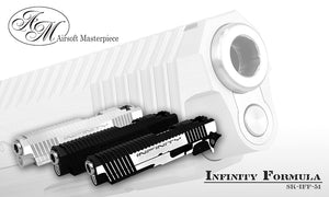 Airsoft Masterpiece Infinity Formula Standard Kit Set for Hi-CAPA (Two Tone)