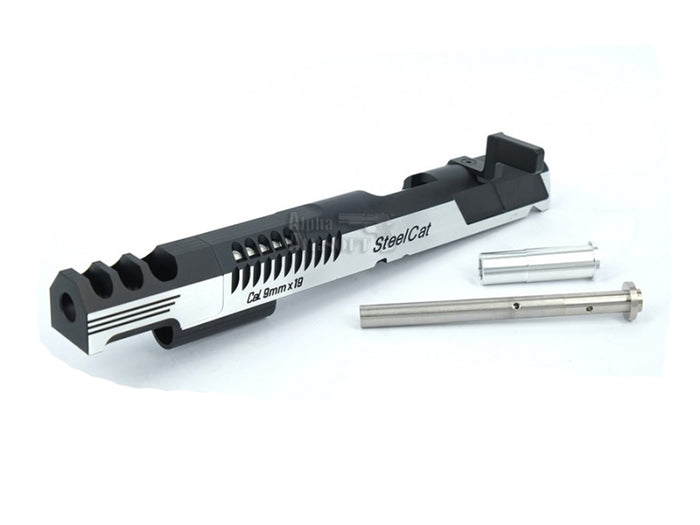 Airsoft Masterpiece Limcat SteelCat Open Slide Kit (Two Tone)