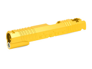 Airsoft Masterpiece Infinity Cyber Standard Slide for Hi-CAPA (Gold)