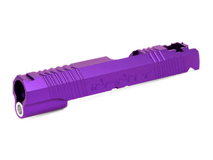 Airsoft Masterpiece Infinity IFF2 Standard Slide for Hi-CAPA (Purple)