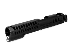 Airsoft Masterpiece LimCat Standard Slide for Hi-CAPA / 1911 (Black)