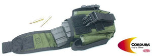 Guarder Rifle Mag Pouch with Flashlight / Knife Pouches