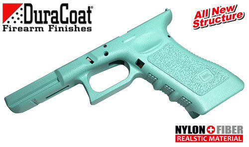 Rainbow8 Custom Frame for KSC G17/18C/34 (TIFFANY BLUE)