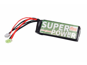 SAA Super Power 11.1V 1300Ah 25C Battery