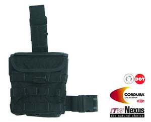 Guarder Magazine Dump Pouch (Black) by Guarder