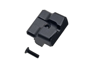 CowCow Aluminum Rear Sight For Marui G18C