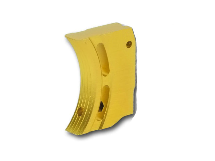 Airsoft Masterpiece Aluminum Trigger Type 1 (Gold)