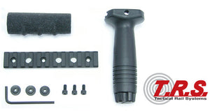 Under Foregrip Integrated Rail for M933/M733
