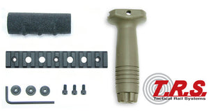 Under Foregrip Integrated Rail for M16A2/M4