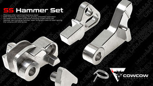CowCow Stainless Steel Hammer Set For Umarex G17, G19 series