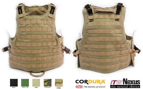 M.O.D. II Body Armor (Brown)