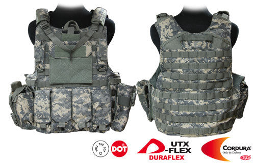 Force Recon Tactical Vest (ACU)