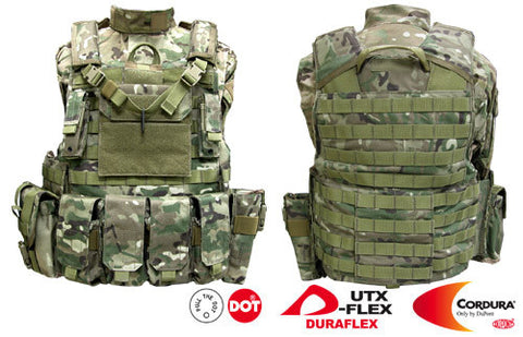 Force Recon Tactical Vest (Multi CAM)