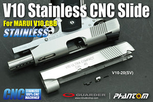 Guarder Stainless CNC Slide for MARUI V10