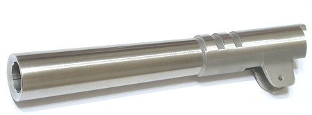 Guarder Stainless Steel Outer Barrel for WA .45 Series - Infinity SV 5inch