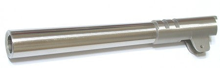 Guarder Stainless Steel Outer Barrel for WA .45 Series - Infinity SV 6inch