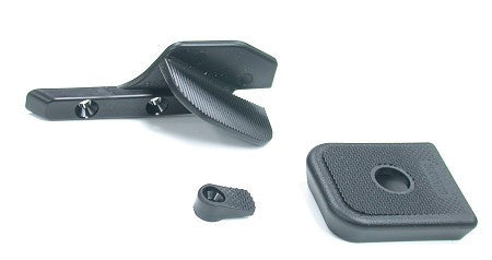 Guarder Thumb Rest / Mag Release Button / Mag Base Pad - Black