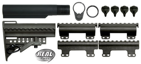WAM4 MOD Module Stock (Real Parts/Black)