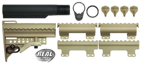WAM4 MOD Module Stock (Real Parts/TAN)