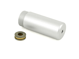 Watermelon Components Aluminum Nut with Bearing System 10+1 for DM870 (Silver)