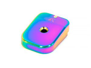 Watermelon Components Iridescent Aluminum Magazine Basepad for TM Hi-CAPA (Type 2)