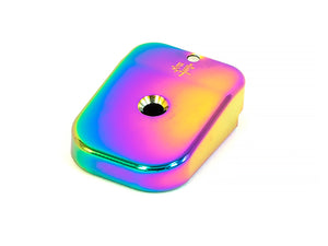 Watermelon Components Iridescent Aluminum Magazine Basepad for TM Hi-CAPA (Type 4)