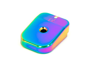 Watermelon Components Iridescent Aluminum Magazine Basepad for TM Hi-CAPA (Type 5)