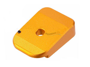 ADepot Front Insert Mag Base Pad For Hi-Capa GBB (Gold)