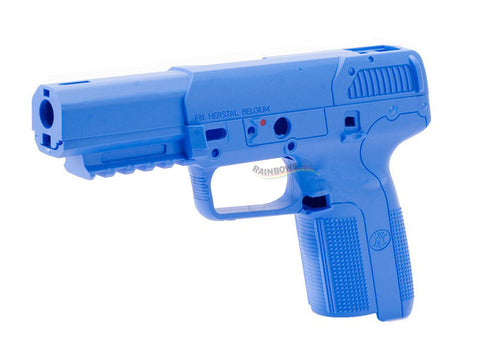 Guarder Polycarbonate Custom Slide & Frame For Marui FN5-7 GBB (Blue)
