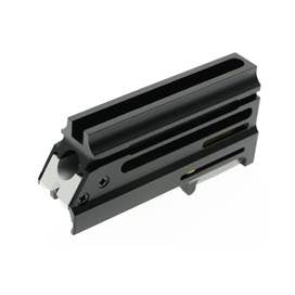 UAC Aluminum Speed Bolt Carrier For KWA MP7 (Black)