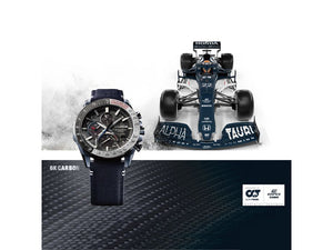 Scuderia AlphaTauri F1 Limited Edition 2021 EDIFICE EQB-1000AT-1A