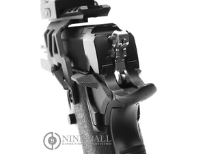 "NIne Ball ""HEXA"" Custom Hammer for TM Hi-CAPA 5.1/4.3 (Black)"