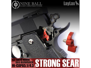 Nine Ball Enhanced Sear For Marui Hi-Capa