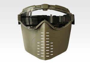 Tokyo Marui Pro Goggle Full Face with Fan (Tan)