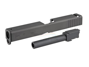 Prowin PGC Aluminium Slide & Outer Barrel Set for Marui G17 GBB