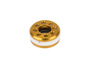 Poseidon ICE Breaker Piston Head 13.5mm Golden for Marui GBB Pistol