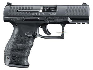 Umarex (Stark Arms) Walther PPQ M2 GBB Pistol (Asia Version, Black)